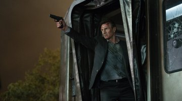 THE COMMUTER Movie Review