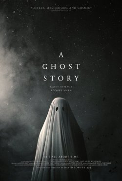 A Ghost Story (2018) - Movie Poster