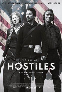 Hostiles (2017) - Movie Poster