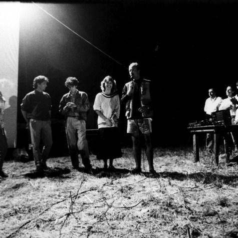 Prima edizione del Festival Cinema Tavolara nel 1991