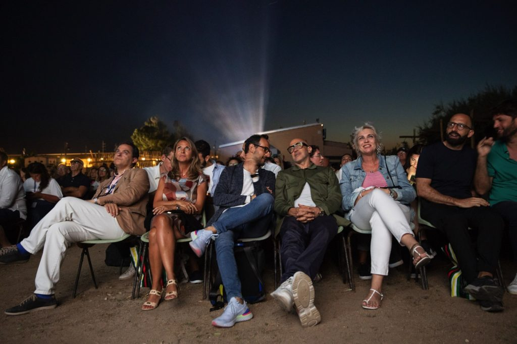 Cinematavolara 2019 serata finale Cinema Tavolara proiezione