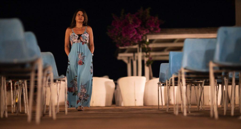 Cinematavolara 2019 serata finale Geppi Cucciari