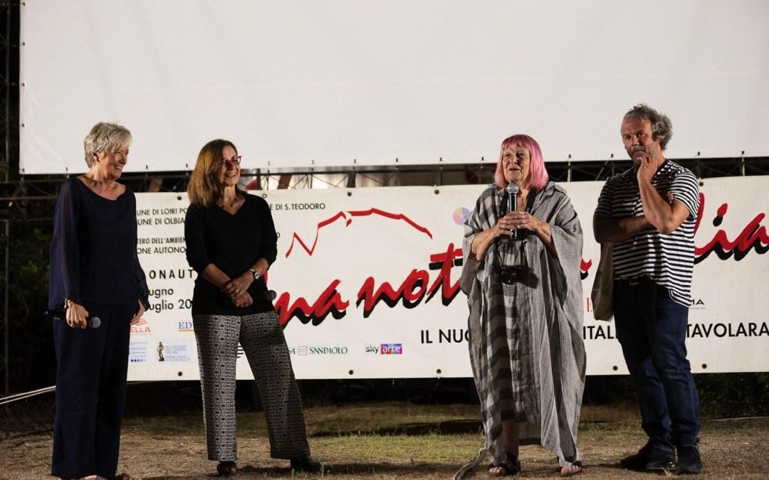 A San Teodoro applausi per Donatella Finocchiaro, Letizia Battaglia e Gianfranco Gallo