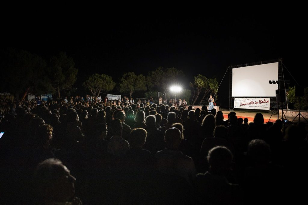 Cinematavolara 2019 terza serata Cinema a Porto San Paolo 2
