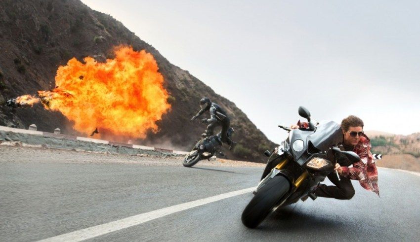"""Tom Cruise stars in Paramount Pictures' """"Mission: Impossible Rogue Nation"""""""