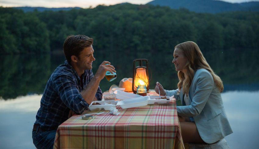 "Scott Eastwood and Britt Robertson star in 20th Century Fox's ""The Longest Ride"""