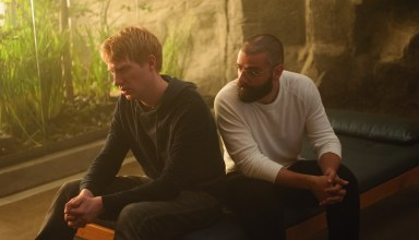 "Domhnall Gleeson and Oscar Isaac star in A24 Films' ""Ex Machina"""