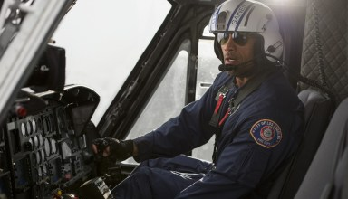 "Dwayne ""The Rock"" Johnson stars in Warner Bros. Pictures' ""San Andreas"""