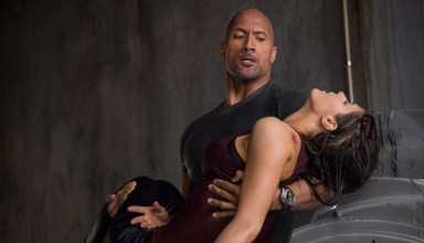 "Dwayne Johnson and Alexandra Daddario star in Warner Bros. Pictures' ""San Andreas"""
