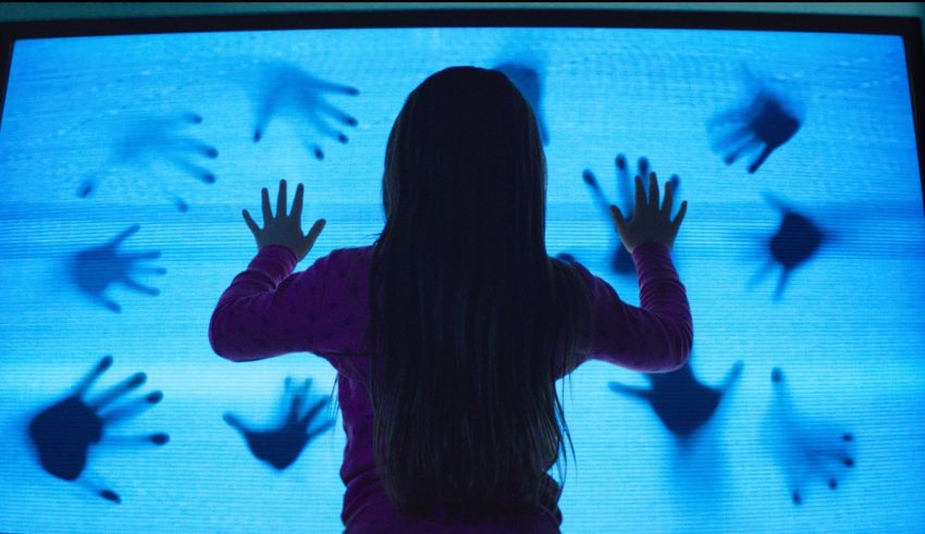 "Kennedi Clements stars in 20th Century Fox's ""Poltergeist"""