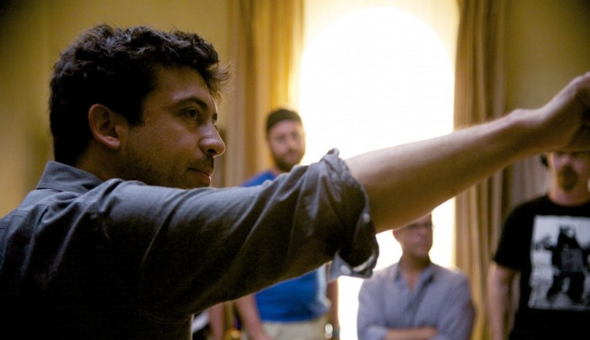 "Alfonso Gomez-Rejon, Director of Fox Searchlight's ""Me and Earl and The Dying Girl"""