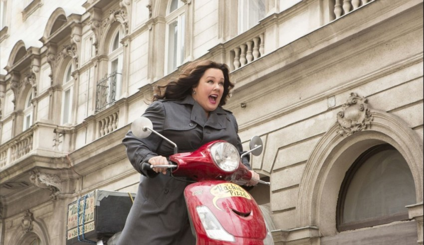 "Melissa McCarthy stars in 20th Century Fox's ""Spy"""