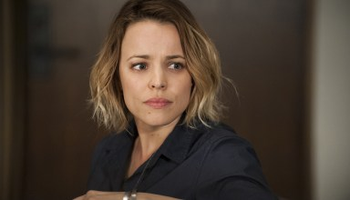 "Rachel McAdams starring in the second season of HBO's ""True Detective"""