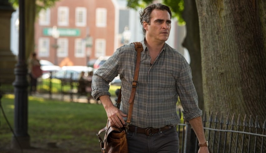 "Joaquin Phoenix stars in Sony Pictures Classics' ""Irrational Man"""