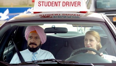 "Ben Kingsley and Patricia Clarkson star in Broad Green Pictures' ""Learning to Drive"""