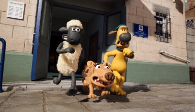 Lionsgate Films' Shaun the Sheep