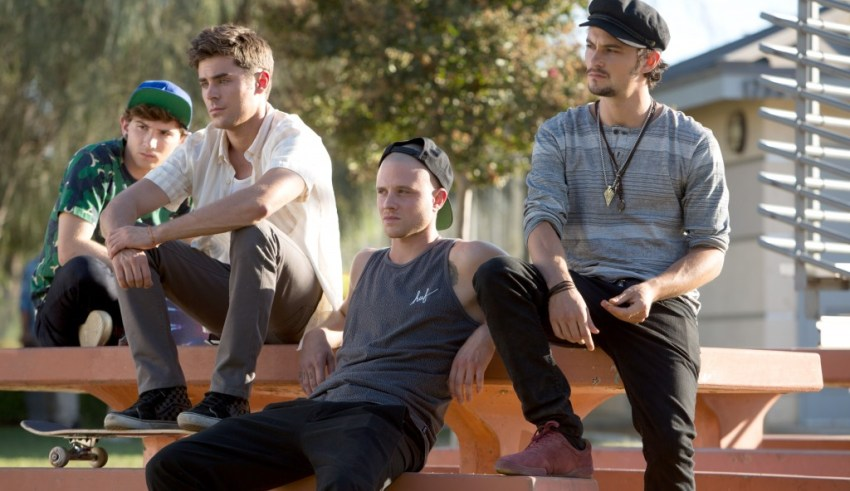 "Zac Efron stars in Warner Bros. Pictures' ""We Are Your Friends"""