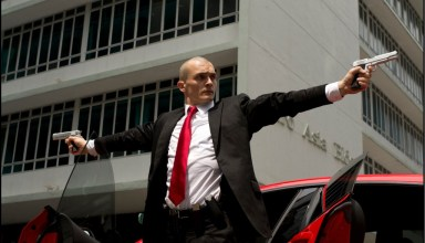 Rupert Friend stars in 20th Century Fox's HITMAN: AGENT 47