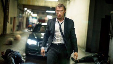 Ed Skrein stars in Europacorp's TRANSPORTER: REFUELED