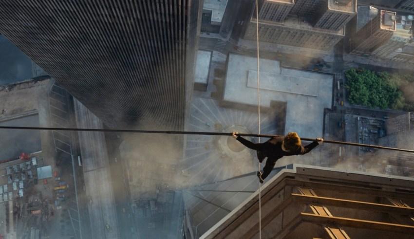 Joseph Gordon-Levitt stars in Tristar Pictures' THE WALK