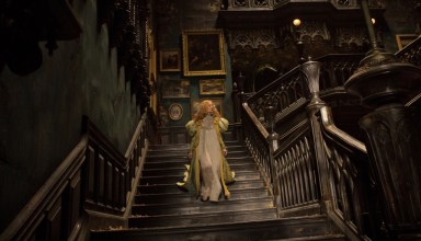 Mia Wasikowska stars in Universal Pictures' CRIMSON PEAK