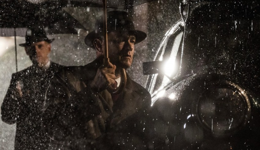 Tom Hanks stars in DreamWorks Pictures' BRIDGE OF SPIES