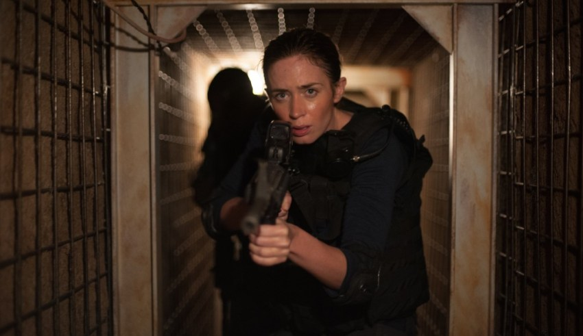 Emily Blunt stars in Lionsgate Films' SICARIO