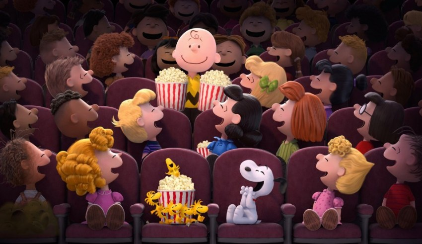 20th Century Fox's THE PEANUTS MOVIE