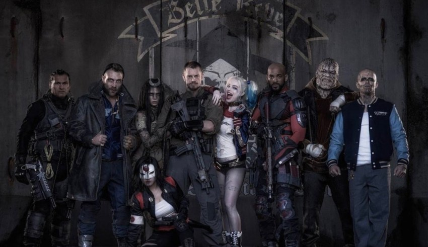 Warner Bros Pictures' SUICIDE SQUAD