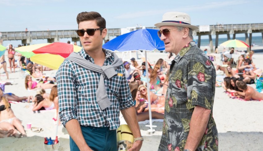 Zac Efron and Robert De Niro star in Lionsgate's DIRTY GRANDPA