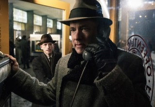 Tom Hanks stars in DreamWorks' BRIDGE OF SPIES
