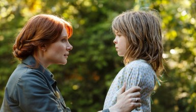 Bryce Dallas Howard and Oakes Fegley star in Walt Disney's PETE'S DRAGON