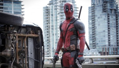 Ryan Reynolds stars in 20th Century Fox's DEADPOOL