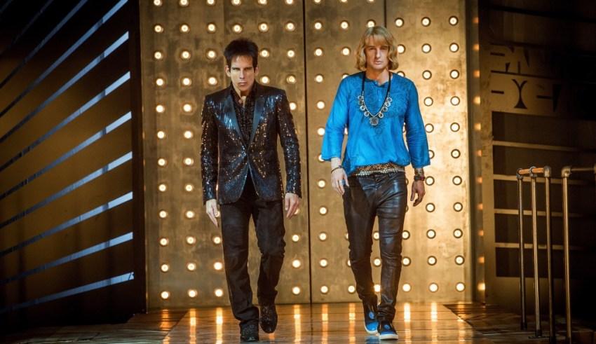 Ben Stiller and Owen Wilson star in Paramount Pictures' ZOOLANDER No. 2