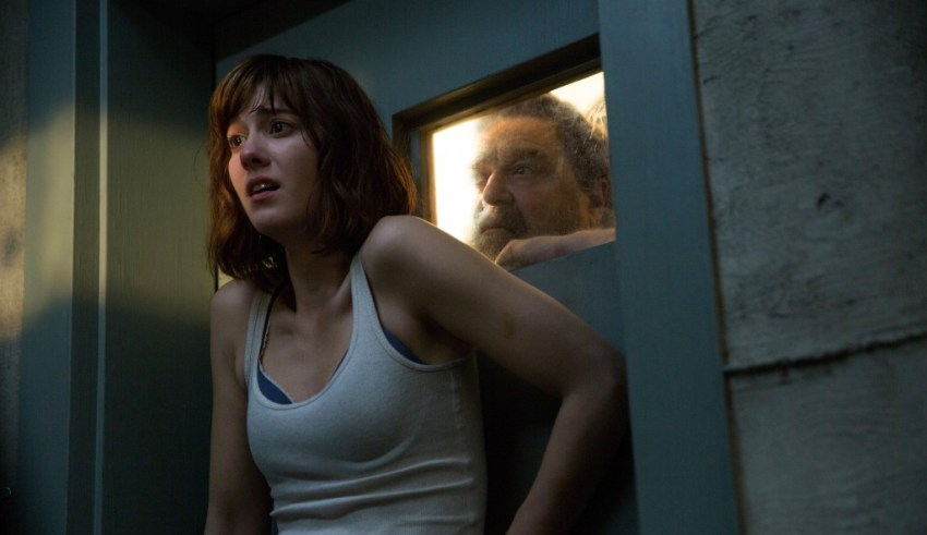 Mary Elizabeth Winstead and John Goodman star in Paramount Pictures' 10 CLOVERFIELD LANE