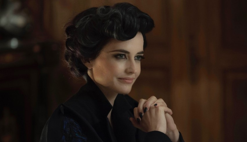 Eva Green stars in 20th Century Fox's MISS PEREGRINE'S HOME FOR PECULIAR CHILDREN