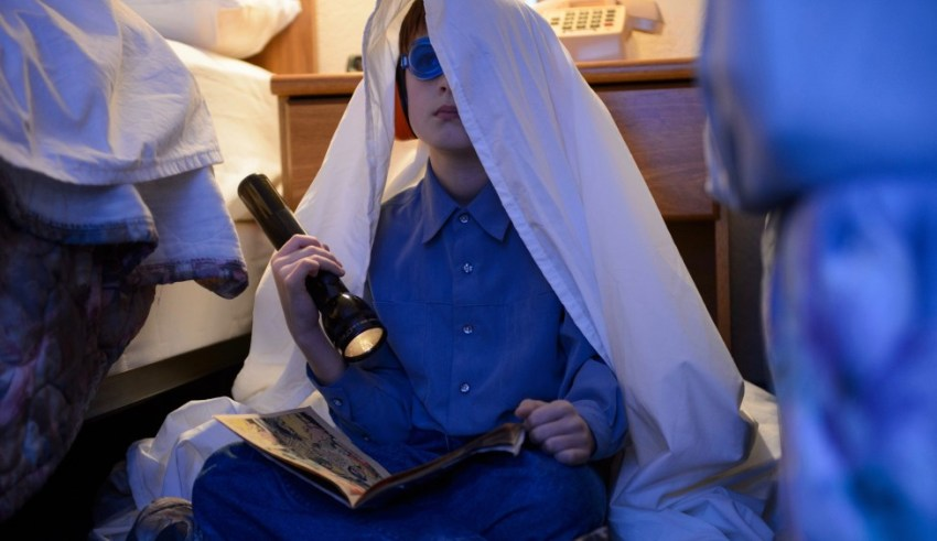 Jaeden Lieberher stars in Warner Bros. Pictures' MIDNIGHT SPECIAL