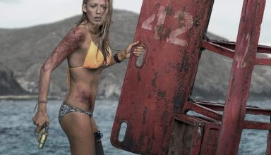 Blake Lively stars in Comlumbia Pictures' THE SHALLOWS