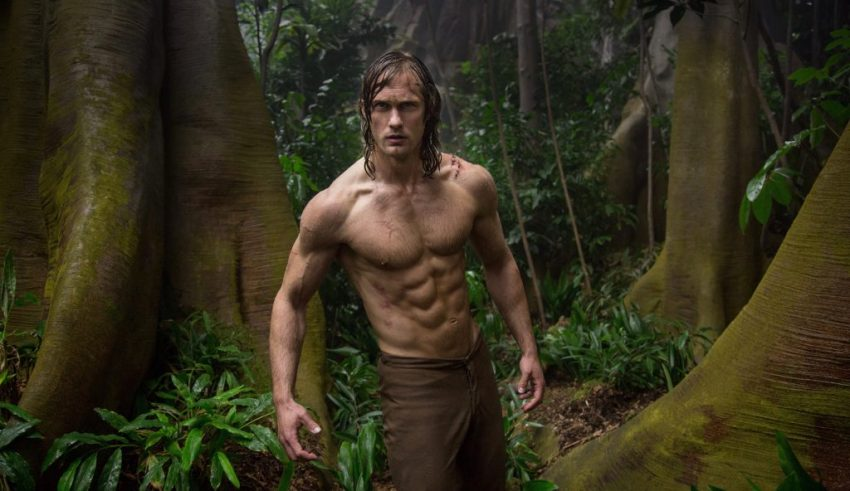 Alexander Skarsgard stars in Warner Bros. Pictures' THE LEGEND OF TARZAN