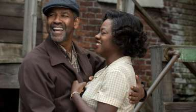 Denzel Washington and Viola Davis star in Paramount's FENCES