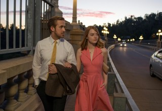 Ryan Gosling and Emma Stone star in Lionsgate's LA LA LAND