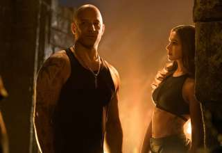 Vin Diesel and Deepika Padukone star in Paramount's XXX: RETURN OF XANDER CAGE