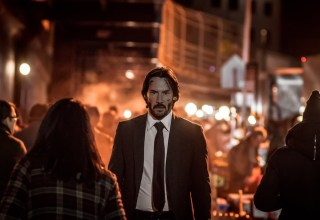 Keanu Reeves stars as 'John Wick' in Lionsgate's JOHN WICK: CHAPTER 2