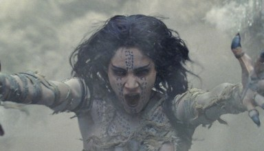 Sofia Boutella stars in Universal Pictures' THE MUMMY