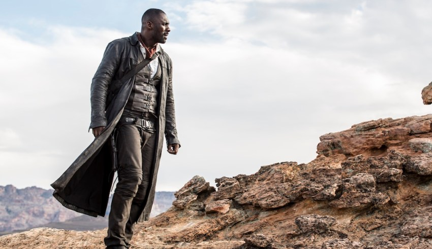 Idris Elba stars in Sony Pictures' DARK TOWER