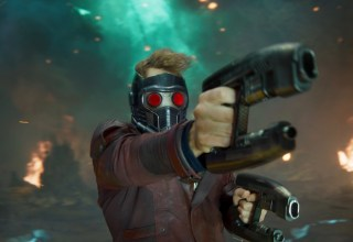 Chris Pratt stars in Marvel's GUARDIANS OF THE GALAXY VOL. 2
