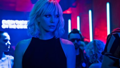 Charlize Theron stars in Universal Pictures' ATOMIC BLONDE