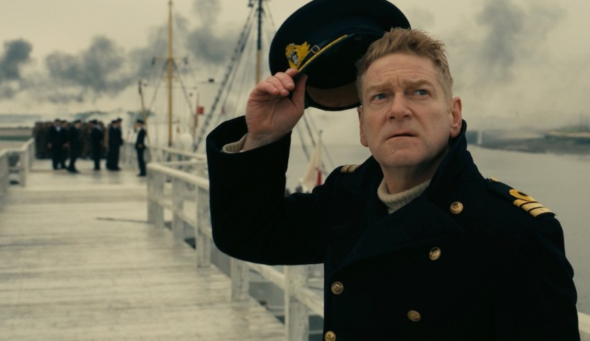 Kenneth Branagh stars in Warner Bros. Pictures' DUNKIRK