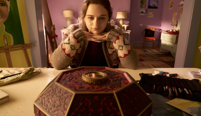 Joey King stars in Broad Green Pictures' WISH UPON