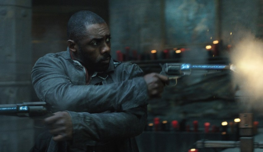 Idris Elba stars in Columbia Pictures' THE DARK TOWER